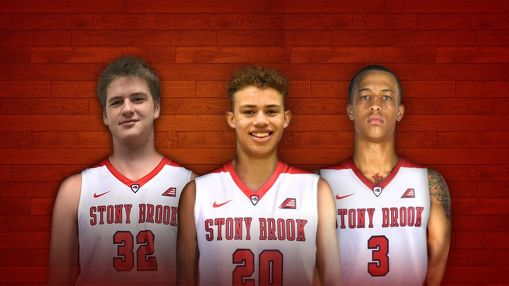 super cute a92f1 c6bf4 Stony Brook signs three in Boals' second recruiting class ...